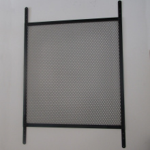 New design safety gate pet grille