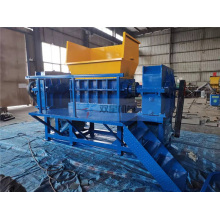 Automatic industrial Single Shaft Shredding machine on sale