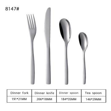 18/0 Hotel Stainless Steel Flatware Wholesale
