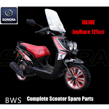 JIAJUE BWS 125cc 150cc Complete Motorcycle Spare Parts