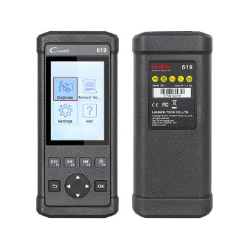 Launch Creader 619 Code Reader Full OBD2/EOBD