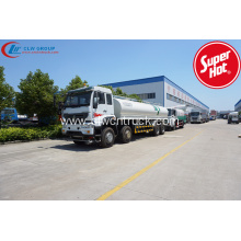 HOT SALE HOWO 8X4 35000litres Water Tank Truck