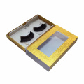 Sliding Drawer Shape One Pair Eyelash Packaging Box