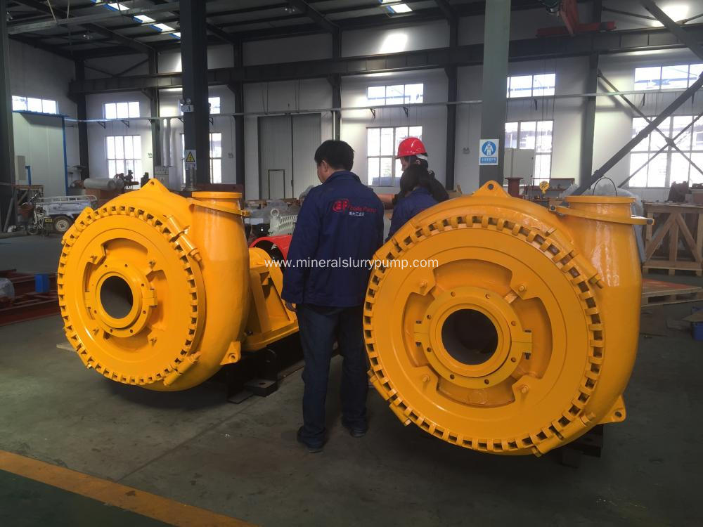 TZG(H) Gravel Sand Slurry Pump