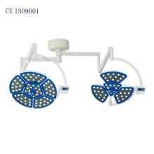 Best Quality for Double Dome LED Operating Light Double head high quality LED surgical lamp export to Sweden Factories