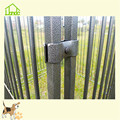 Outdoor large welded dog run kennel cage