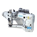 Direct Drive 4-Needle 6-Thread Flat Seaming Machine