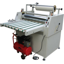 Pneumatic film laminating machine