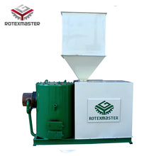 A Small trading biomass burner