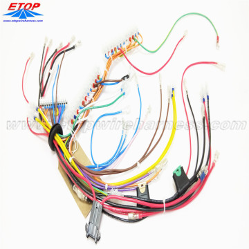 Automobile Complicated Wire Harness Manufacturing Process