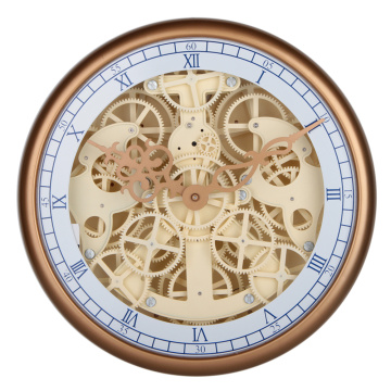 ABS Gear Wall Clocks