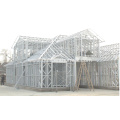 Fast Assembly Mordern Design Factory Made Steel Villa