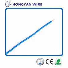 ODM for Single Core Flexible Cable PVC insulated wire house holding electric wires supply to Palestine Factory
