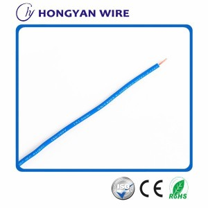 PVC insulated wire house holding electric wires