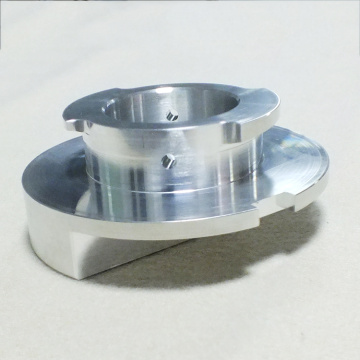 turning lathe cnc machining precise aluminum parts