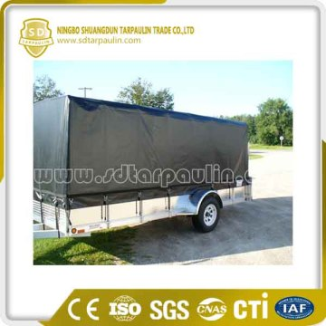 Good Flexibility Poly Trailer Cover Tarp