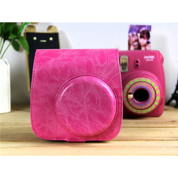Factory Price for Printing Series Camera Bag,Sweet Style Printing Camera Bag,Polaroid Cake Pattern Camera Bag Manufacturer in China Pink Polaroid Camera Bag supply to Armenia Exporter