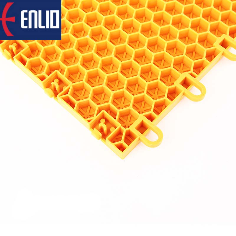 Enlio P P Indoor Futsal Interlocking Tiles 2