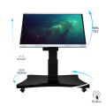 75 Inches Touch Panel With Automatic Stand