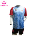 OEM Dri Fit Polyester Youth Soccer T-shirt