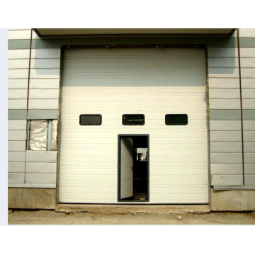 Ce Approved Remote Controlled Automatic Garage Doors