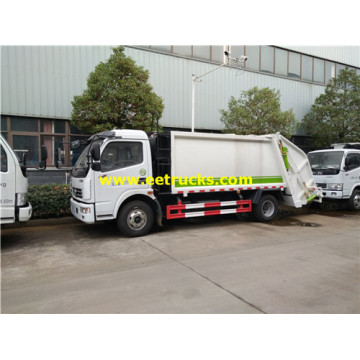 5ton 4x2 Rubbish Collector Trucks