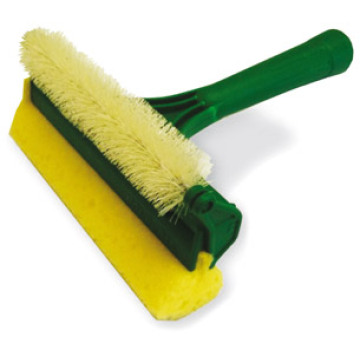 Cleaning brush for insect screen