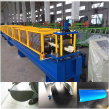 steel roof gutter roll forming line