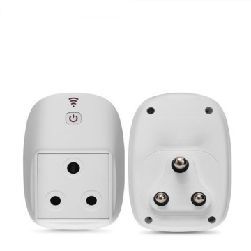 Wall Power Socket White colour Plastic injection mould