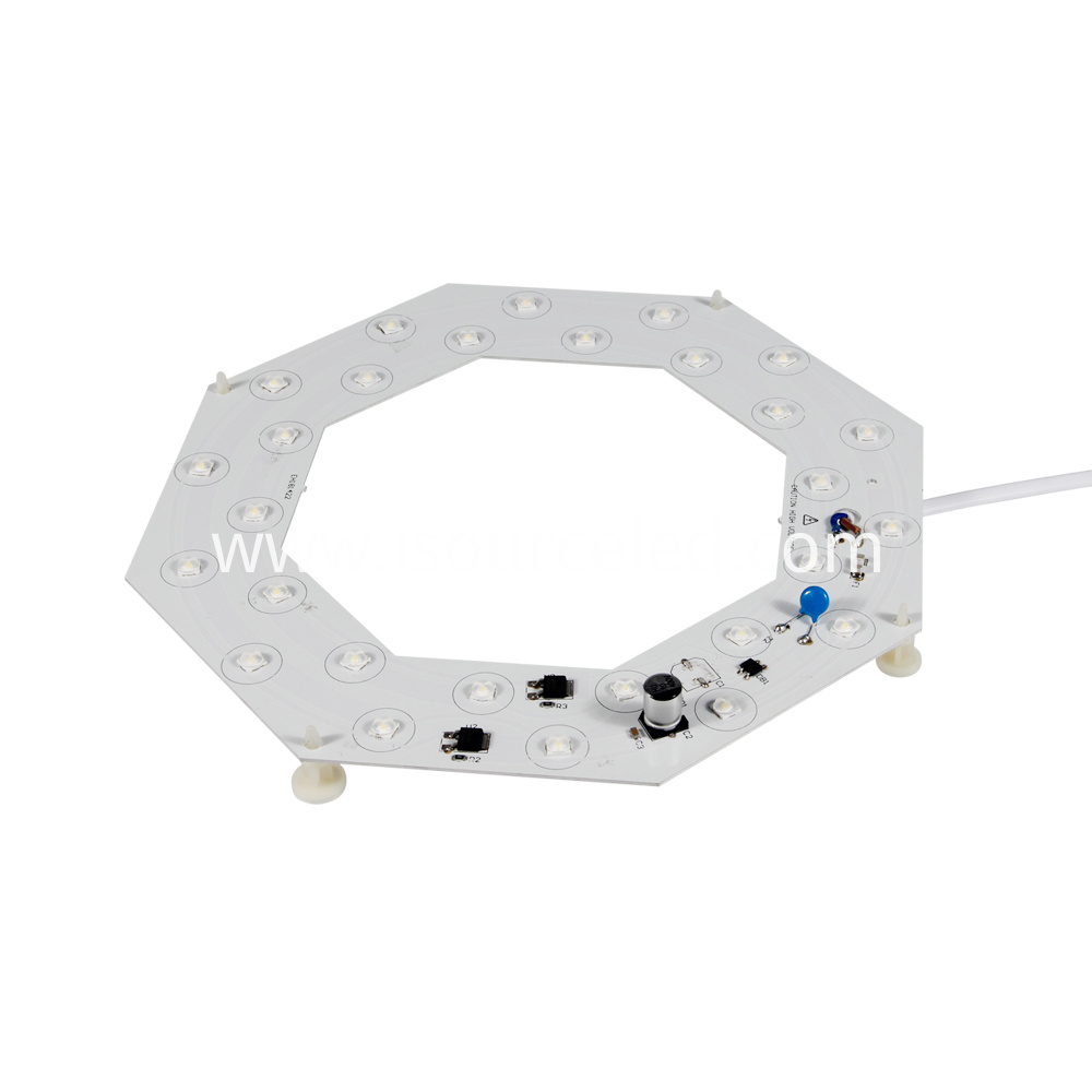 AC linear Lens white light 26W ceiling module