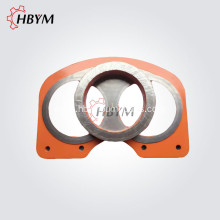 IHI Concrete Pump Wear Plate and Ring System