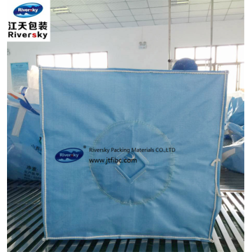Bulk bags for Calcium carbonate