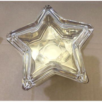Crystal Star Scrap Gold Trinket Box