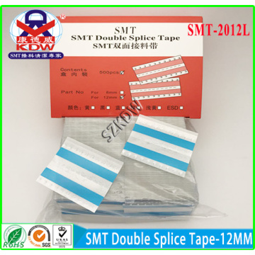 100% Original for SMT Machine Double Splice Tape SMT Double Splice Tape 12mm supply to Malaysia Manufacturer