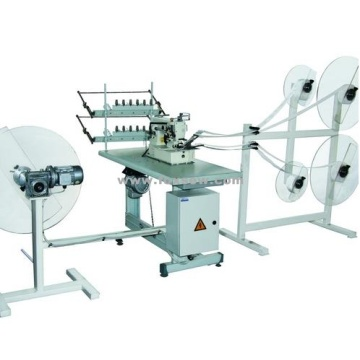 Mattress Handle Strap Quilting Machine