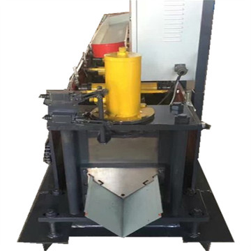 DX Color steel ridge cap forming machine