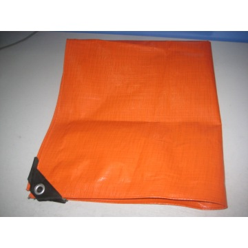 Woven Fabric Waterproof Laminate Sheets PE Tarpaulin