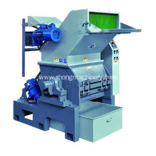 Film Plastic Granulator with rolling function