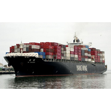 Sea Freight from Shantou to Russian