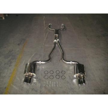 "3"" V Band Sedan Exhaust System"