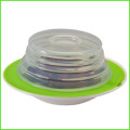 Keep Fresh Collapsible Wholesale Silicone Cover Lid