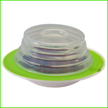 Multi-fuction Eco Folding Silicone Plate Topper