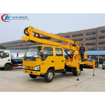 Guaranteed 100% ISUZU 16m Boom Lifter Vehicle