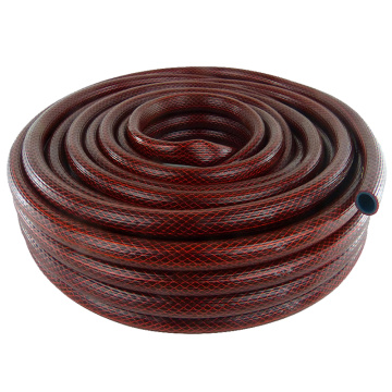 plastic high pressure pvc flexible garden hose