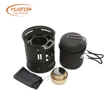 2018 New Mini Set Spirit Stove For Camping