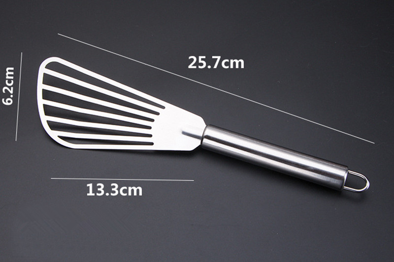 Stylish Stainless Steel Steak Shovel