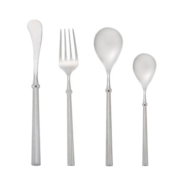 Best High Quality 304 Stainless Steel Flatware Set