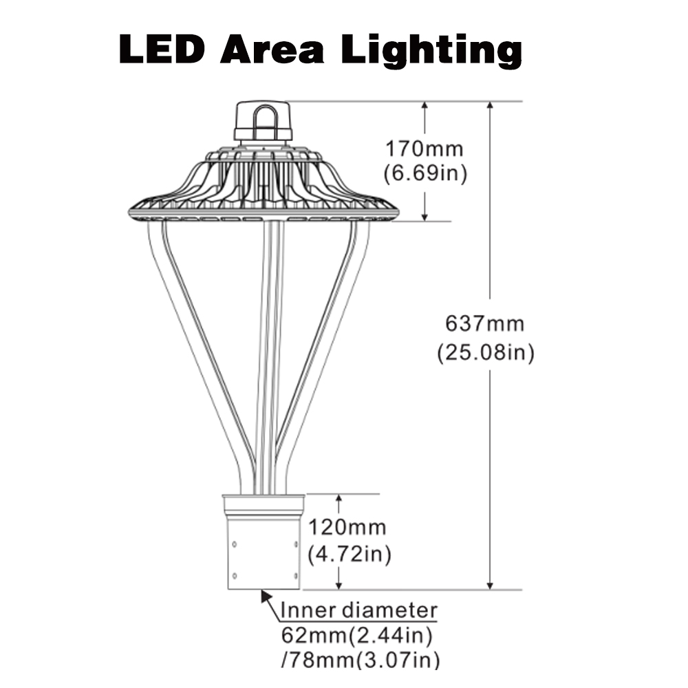 Led Pole Top Lighting (5)