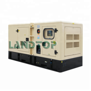 Genset Silent with Cummins Diesel Generator Price List