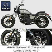 Hanway Champion125 300 Complete Spare Parts